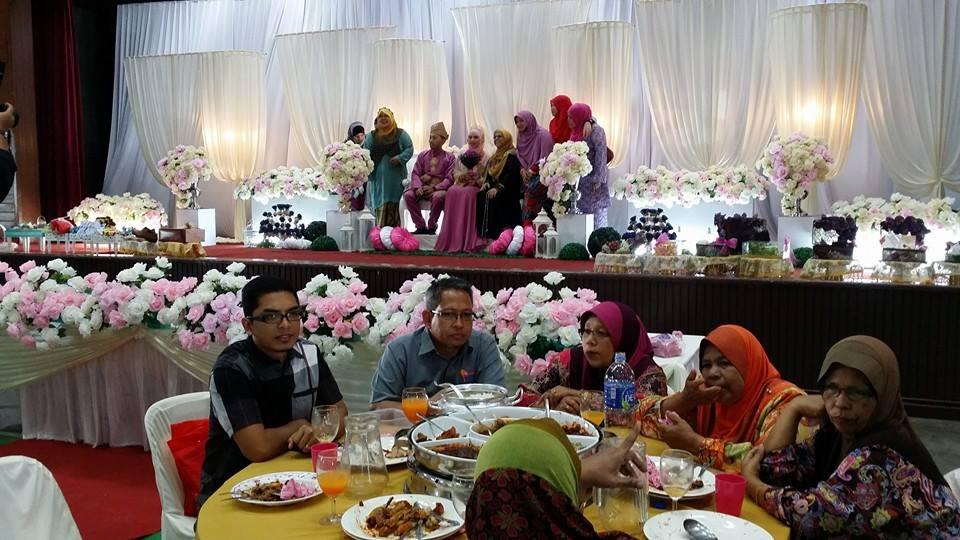 Katering Majlis kahwin